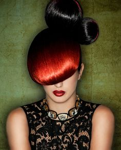 Style by NAHA Master Hair Stylist Winner Eric Fisher