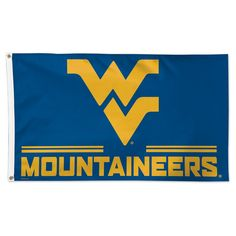 ca01018b8d This multicolor West Virginia Mountaineers banner is a fun addition to this  season s decorations. Gender