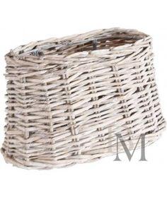 Abażur Rotan naturalny #francuskiezasłony Laundry Basket, Wicker Baskets, Shabby Chic, Home Decor, Decoration Home, Room Decor, Home Interior Design, Laundry Hamper, Home Decoration