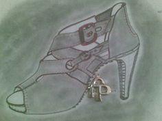 Women shoe designed by F.Phaladi