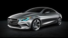 Mercedes Benz concept car 2017 2018