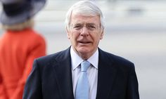 Still desperate to stay on his EU Gravy Train John Major's plea for Theresa May to disown Ultra Brexiteers