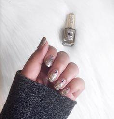 TheWriteBeauty.com @thewritebeauty • Mani Monday: Perfecting the At-Home Mani • KL Polish Kathleenlights Das Esspensive nail art • manicure  • glam nails • nail care • nail tips • mani tips