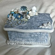 Altered box… - paperpastimes