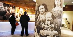 """The new Family Discovery Center in the Joseph Smith Memorial Building in Salt Lake City uses the latest technology to give patrons an """"immersive experience"""" in their family's history.  """"I look forward to going here!  One day..."""""""