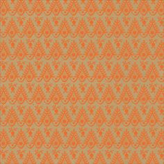 """Anna Griffin - Bat-Tastic Collection - 12""""x12"""" Kraft Cardstock - Orange Scallop"""