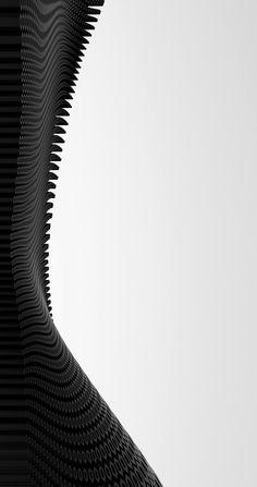 HEX   Parametric Surface Design   Black Edition by Yunus Emre Kara