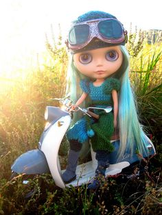 That bike is so cool! by mademoiselleblythe, via Flickr
