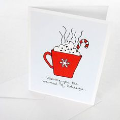 corporate holiday cards warm wishes | christmas cards