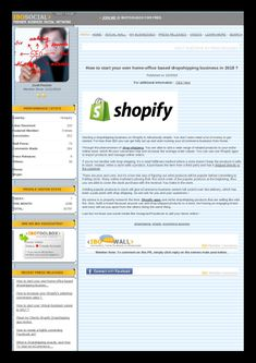 Download this free PDF to Learn - How to Create a Profitable Shopify Store In 2018.