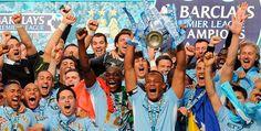 Manchester City champion 2013-2014