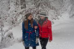 Im Schnee mit Loden. Canada Goose Jackets, Winter Jackets, Fashion, Snow, Winter Coats, Moda, La Mode, Fasion, Fashion Models