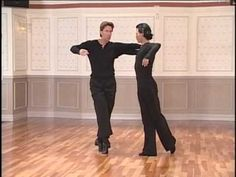 Танцевальный Тренинг Донни Бернс.(Самба) - YouTube