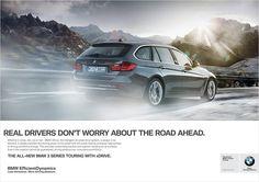 Alex Rank - New Work - BMW new Series Touring