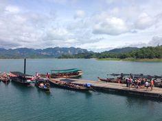 Cheow Lan Lake - Thailand.