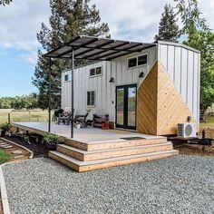 Tiny House Nation, Tiny House Builders, Tiny House Design, Tiny House Community, Tiny House Movement, Destinations, Tiny House Living, Tiny House On Wheels, Exterior