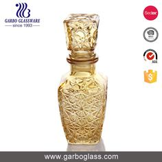 Top quality gold decanter spirits alcohol drink glass crystal decanter with gift box, View glass decanter, Garbo Product Details from Guangzhou Garbo International Trading Co., Ltd. (Glassware) on Alibaba.com