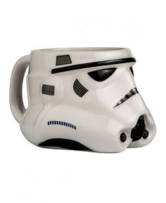 This Star Wars Stormtrooper 3D Mug