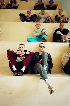 Gosha Rubchinskiya/w 2010 Ugly Socks, Gosha Rubchinskiy, Rude Boy, Mood Images, Boys Don't Cry, Pictures Of People, Dream Guy, Photography Poses, Character Shoes
