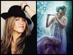 Harem Goddess, Lady Jennifer Eastwood Phillips ~ played by Jennifer Anniston. Richard Armitage, Sisters, Lady, Daughters, Big Sisters