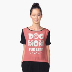 Ladies Fun Novelty T Shirt This Girl Loves Her Dogs Canine Dog Lover