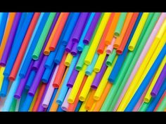 TOP 9 Creative life hacks with Drinking Straws - YouTube