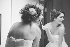 Bride || Rustic Mountain Wedding || Keystone Ranch Colorado || Getting Ready || wearemattandjess.com