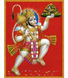 Lord Hanuman Poster - Buy Online