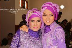 Nura make up of ADITV jasa make up, hair do 'n hijab style Butuh jasa make up wisuda hubungi saya di 087838874856/pin bb 73F00765. ...
