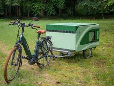 Pvc Tent, Tent Awning, Bike Trailer, Camper Trailers, Backpacking Tent, Camping Gear, Camping Items, Foldable Trailer, Bike Wagon