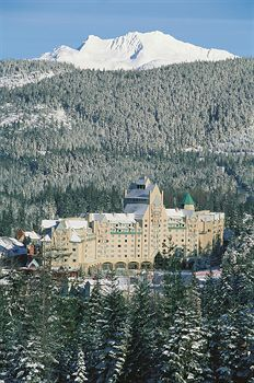 Tucked in at the foot of Blackcomb Mountain, The Fairmont Chateau has all of the premium amenities you need including a full-service spa.