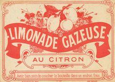 Old Fashioned Gazeuse