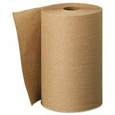 """NEW - SCOTT Hard Roll Towels, 8 x 400', Natural, 12/Carton - 2021 by KIMBERLY-CLARK. $44.88. One-ply. 8"""" width. Soft, premium towels. Towel/Wipe Type: Roll Towels; Application: Bathrooms."""