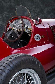 Maserati V8 RI, 1935.