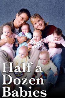 Lifetime Movie Reviews: Half a Dozen Babies