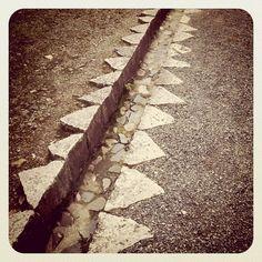 decorative gutter