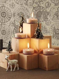 DIY Advent Wreath Ideas (31)