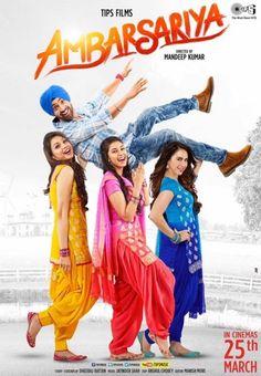 Ambarsariya 2016 Punjabi 700MB DVDScr Xvid Movie Free Download