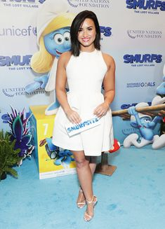 SMURFS: THE LOST VILLAGE on March 18, 2017 in New York City.