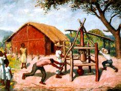 Pintor Paraguayo JAIME BESTARD