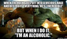 Hulk St Patrick's Day Memes St Patricks Day Meme, Funny Images, Best Funny Pictures, Art Images, Hulk Memes, Dark Jokes, Double Standards, Best Memes, Funniest Memes