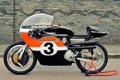 Harley Davidson XR750TT, una joya del pasado que sigue ganando competiciones