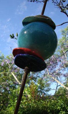 Charo Perelli - Objetos de jardín