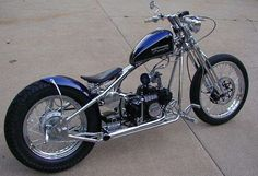 Kikker 5150 Hardknock Bobber Motorcycles by Custom Bobber, Custom Harleys, Custom Motorcycles, Custom Bikes, Cars And Motorcycles, Mini Chopper, Bobber Chopper, Bobber Bikes, Bobber Motorcycle