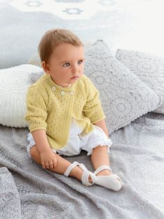 Bergere de France knitting patterns, Bergere de France Summer Magazine - 167, Cardigan, from Laughing Hens