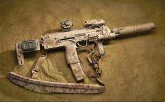 HK MP7