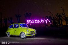 Tercer encuentro de fotografía nocturna en Epecuén 2017. Fotografía de Claudio Yeomans y Natalia Camaña.