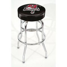 Tampa Bay Buccaneers NFL Bar Stool