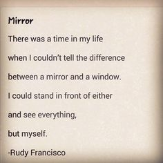 theafrikahnpoet:  Rudy Francisco. Midas touch #poetry #literature