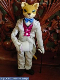 the baron plush cat returns - Google Search